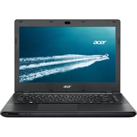 "Acer TravelMate P246-M TMP246-M-55KB 35.6 cm (14"") LED (ComfyView) Notebook - Intel Core i5 i5-4210U Dual-core (2 Core) 1.70 GHz - Black - 4 GB DDR3L SDRAM RAM - 500"
