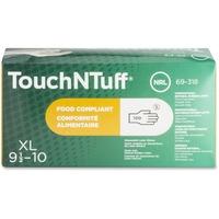 Ansell Health Nat. Rubber Latex Powder-free Gloves ANSANS69318XL
