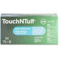 Ansell Health Powder-free Blue Nitrile Gloves ANSANS92675M