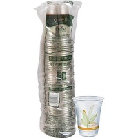 Solo Bare Eco-Forward RPET Clear Cold Cups DCCRTP16DBARE