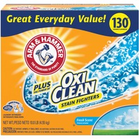 Arm & Hammer Plus the Power of OxiClean Stain Fighters, Powder Deterge CDC3320006510