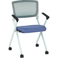 Office Star Folding Chair with Flex Back Deal