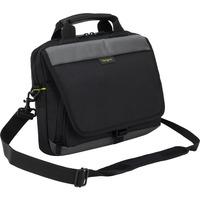 "Targus City Gear TSS865EU Carrying Case (Messenger) for 30.5 cm (12"") Notebook - Black - Shock Absorbing, Dust Resistant, Scratch Resistant - Poly, Polyurethane - Tr"