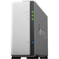 "Synology DiskStation DS115j 1 x Total Bays NAS Server - Desktop - Marvell ARMADA 370 88F6707800 MHz - 6 TB HDD - 256 MB RAM DDR3 SDRAM - Serial ATA/600 - 1 x 3.5"" Ba"