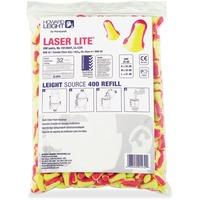Howard Leight Laser Lite Single-use Foam Earplugs Refill HOWLLLS4
