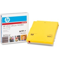 HP C7973W Data Cartridge - LTO Ultrium LTO-3 WORM