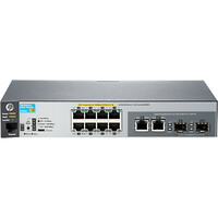 HP 2530-8-PoE+ 8 Ports Manageable Ethernet Switch