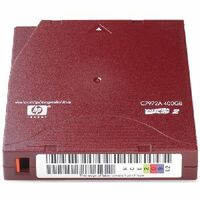 HP C7972AN Data Cartridge - LTO Ultrium LTO-2