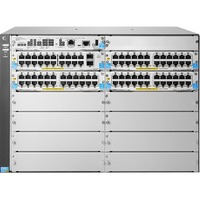 HP 5412R zl2 92 Ports Manageable Switch Chassis