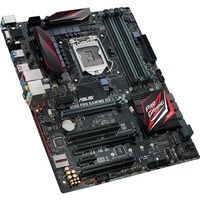 Asus B150 PRO GAMING D3 Desktop Motherboard - Intel B150 Chipset - Socket H4 LGA-1151 - ATX - 1 x Processor Support - 64 GB DDR3 SDRAM Maximum RAM - 1.87 GHz O.C., 1