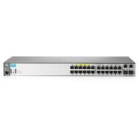 HP E2620-24-PPoE+ 24 Ports Manageable Layer 3 Switch
