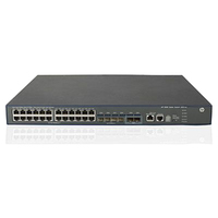HP 5500-24G-4SFP HI 24 Ports Manageable Layer 3 Switch