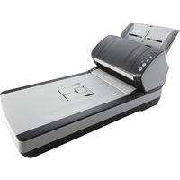 Fujitsu ImageScanner fi-7240 Sheetfed/Flatbed Scanner - 600 dpi Optical - 24-bit Color - 8-bit Grayscale - 40 - 40 - Duplex Scanning - USB