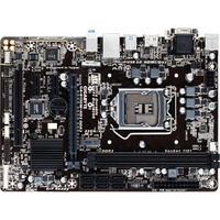 Gigabyte Ultra Durable GA-B150M-HD3 DDR3 Desktop Motherboard - Intel B150 Chipset - Socket H4 LGA-1151 - Micro ATX - 1 x Processor Support - 16 GB DDR3 SDRAM Maximum