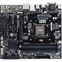 Gigabyte Ultra Durable GA-H170M-DS3H Desktop Motherboard - Intel H170 Chipset - Socket H4 LGA-1151 - Micro ATX - 1 x Processor Support - 64 GB DDR4 SDRAM Maximum RAM