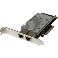 StarTech.com 2-Port PCI Express 10GBase-T Ethernet Network Card - 10GbE Network Interface Card with Intel X540 Chip - PCI Express x4 - 2 Port(s) - 2 - Twisted Pair