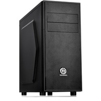 Thermaltake Versa Versa H24 - Window Computer Case - ATX, Micro ATX Motherboard Supported - Mid-tower - SPCC - Black - 4.20 kg - 8 x Bay(s) - 1 x 120 mm x Fan(s) Ins
