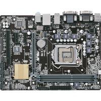 Asus H110M-C D3 Desktop Motherboard - Intel H110 Chipset - Socket H4 LGA-1151 - Micro ATX - 1 x Processor Support - 32 GB DDR3 SDRAM Maximum RAM - 1.33 GHz Memory Sp