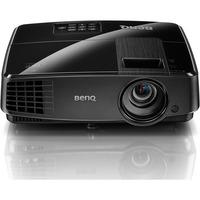 BenQ MS506 3D Ready DLP Projector - 576p - HDTV - 4:3 - Front, Ceiling - 800 x 600 - SVGA - 13,000:1 - 3200 lm - USB - 270 W