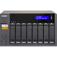 QNAP Turbo NAS TS-853A 8 x Total Bays NAS Server - Desktop - Intel Celeron N3150 Quad-core (4 Core) 1.60 GHz - 8 GB RAM DDR3L SDRAM - Serial ATA/600 - RAID Supported