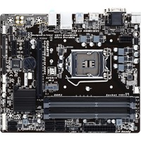 Gigabyte Ultra Durable GA-B150M-DS3H DDR3 Desktop Motherboard - Intel B150 Chipset - Socket H4 LGA-1151 - Micro ATX - 1 x Processor Support - 32 GB DDR3 SDRAM, DDR3L