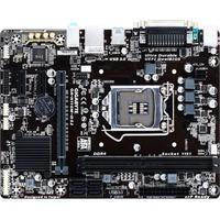 Gigabyte Ultra Durable GA-H110M-DS2 Desktop Motherboard - Intel H110 Chipset - Socket H4 LGA-1151 - Micro ATX - 1 x Processor Support - 32 GB DDR4 SDRAM Maximum RAM