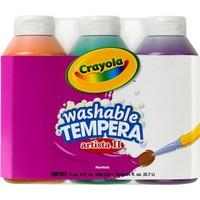 Crayola Artista II Washable Tempera Paint CYO543182