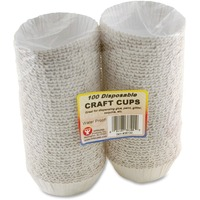 Hygloss Disposable Craft Cups HYX36100