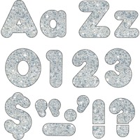 """Trend Sparkle 4"""" Casual Ready Letters Combo Pack TEP79943"""