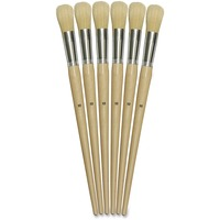 ChenilleKraft No. 12 Round Bristle Brush Set CKC514112