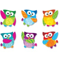 Trend Owl-Stars Buddies Mini Accents Variety Pack TEP10880