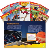 Shell Gr 2-3 Physical Science Book Set Education Printed Book for Scie SHL23428