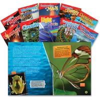 Shell Gr 4-5 Physical Science Book Set Education Printed Book for Scie SHL23429