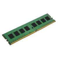 Kingston ValueRAM RAM Module - 4 GB - DDR4 SDRAM - 2133 MHz DDR4-2133/PC4-17000 - 1.20 V - ECC - Unbuffered - CL15 - 288-pin - DIMM
