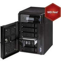 Buffalo TeraStation TS5600DWR 6 x Total Bays NAS Server - Desktop - Intel Atom D2700 Dual-core (2 Core) 2.13 GHz - 12 TB HDD - 2 GB RAM DDR3 SDRAM - Serial ATA - RAI
