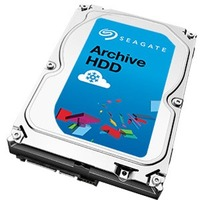 "Seagate ST8000VN0002 8 TB 3.5"" Internal Hard Drive - SATA - 5900 - 256 MB Buffer"