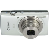 "Canon IXUS 175 20 Megapixel Compact Camera - Silver - 6.8 cm (2.7"") LCD - 16:9 - 8x Optical Zoom - 4x - Digital (IS) - TTL - 5152 x 3864 Image - 1280 x 720 Video - P"