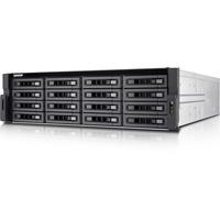 QNAP Turbo NAS TS-EC1680U-I3-4GE-R2 16 x Total Bays SAN/NAS Server - 3U - Rack-mountable - Intel Core i3 i3-4150 Dual-core (2 Core) 3.50 GHz - 4 GB RAM DDR3 SDRAM -