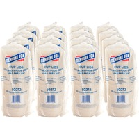 Genuine Joe Vented Hot Cup Lid GJO10212CT