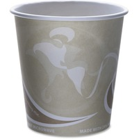 Eco-Products Evolution World PCF Hot Cups ECOEPBRHC10EWCT