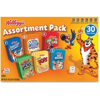Kellogg's Keebler Mini Cereal Assortment Pack KEB14746