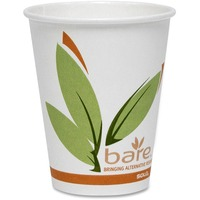 Bare Paper Hot Cups SCC378RCJ8484CT