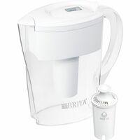 Brita Space Saver Water Filter Pitcher CLO35566