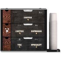 Mars Drinks Coffee Shop Merchandiser MDKX3NA
