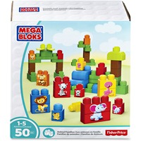 Mega Bloks Animal Families Building Blocks Set MBLDPY43