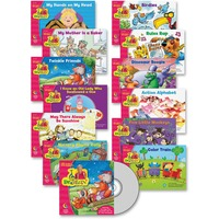 Creative Teaching Press Sing/Read Along Pack Education Printed/Electro CTC1375