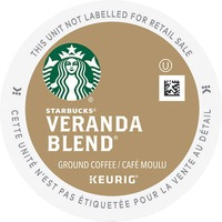 Starbucks Veranda Blend Coffee K-Cup SBK11067986