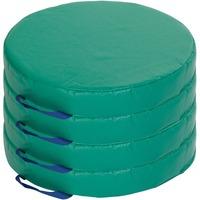 ECR4KIDS 4-pc Round Carry Me Cushion
