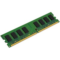 Kingston KTH-XW4300/1G RAM Module - 1 GB (1 x 1 GB) - DDR2 SDRAM - 667 MHz DDR2-667/PC2-5300 - Non-ECC - Unbuffered - 240-pin - DIMM