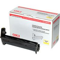 Oki 42126670 LED Imaging Drum - Yellow